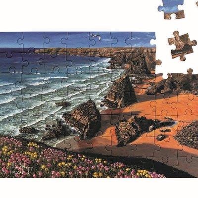 Puzzel - 63 XXL stukjes -Wilde kust