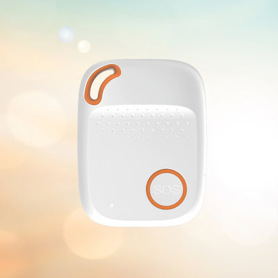 Wuzzi Alert 'Navi' - mobiel gps alarm voor binnen en buiten.