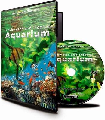 DVD Tropisch aquarium en zoet water