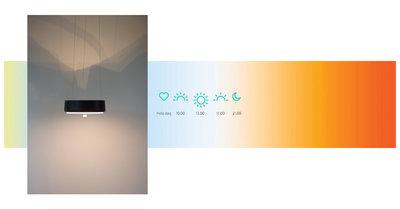 Biodynamisch licht - Sparckel lamp - Sunny Susan