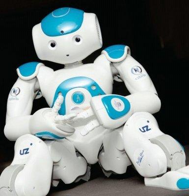 Robot Zora - Interactief maatje