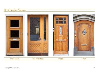 De eigen voordeur - True Doors