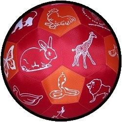 Speelbal dieren