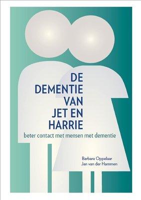 De dementie van Jet en Harrie - Boek