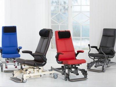 Stoel - Rock & Roll schommelstoel