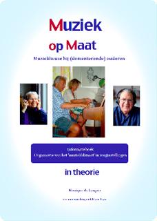 Muziek op Maat, nodig in de zorg - Informatieboek over de methode