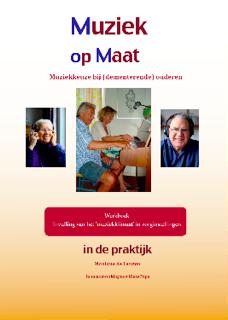 Muziek op Maat, in de praktijk - Werkboek
