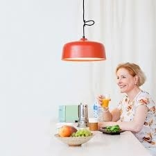 Daglichtlamp - Therapeutishe hanglamp in diverse kleuren - Innolux Candeo