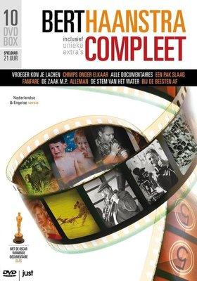 DVD - Bert Haanstra Compleet - 10 DVD Box