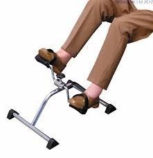Fietstrainer - Fietsen vanuit uw stoel