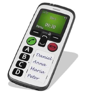 Seniorentelefoon - Doro Secure® 580IUP - met valdetectie