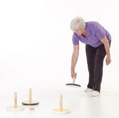 Spel - Pedalo®-Curling voor binnen