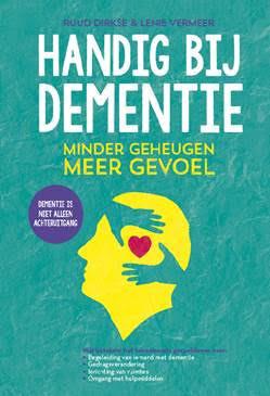 Handig bij dementie. Minder geheugen, meer gevoel.