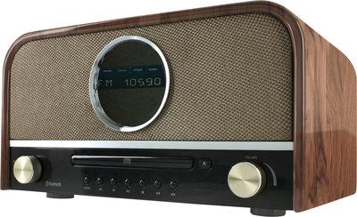 Radio - Nostalgisch - Soundmaster NR850 (Bruin)