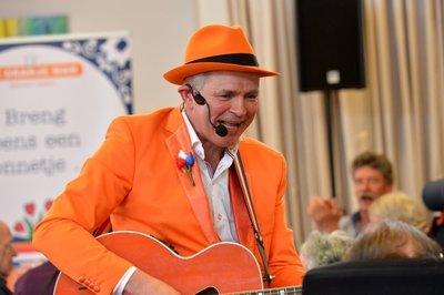Breng eens 'n zonnetje - Hollandse liedjes van vroeger