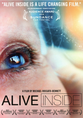 DVD - Documentaire 'Alive Inside' - Music and Memory