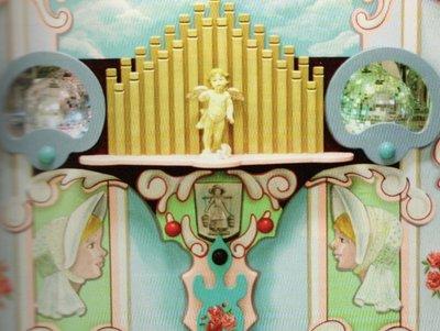 Draaiorgel Standaard - met muziek van vervlogen tijden