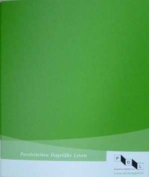 Handboek PDL – Liefdevolle ondersteuning van passiviteit