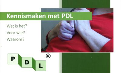 Kennismaken met PDL