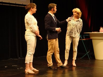 Improvisatietheater van The Impro Company