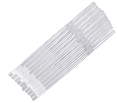ARK's One-Way Straws (set van 10)