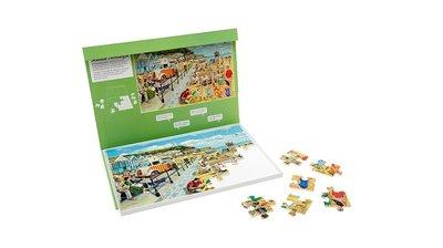 Puzzel - Aan de kust nostalgie - Jigsaw Puzzles