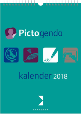 Pictogenda kalender 2018
