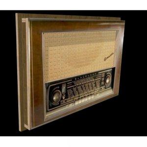 Radioplaat - nieuwe techniek in een oud jasje