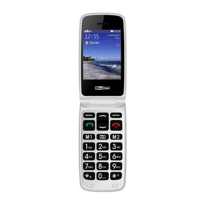 Seniorentelefoon - Maxcom 823 GSM - Super gebruiksvriendelijk