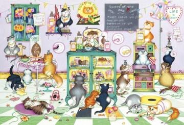 Puzzel - Het leven is zoet - 100 extra grote puzzelstukken