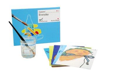 Aquapaint - Schilderen met water - Alledaagse dingen