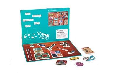 Creative scene - Naaidoos - Magnetische puzzel