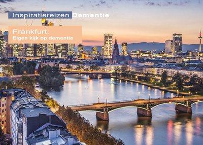 Inspiratiereis Dementie - Frankfurt: eigen kijk op dementie - 6 t/m 8 juni 2018