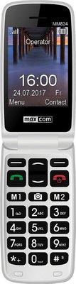 Seniorentelefoon - Maxcom 824 GSM - Super gebruiksvriendelijk
