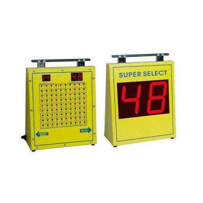 Bingomachine Super Select - Elektronisch