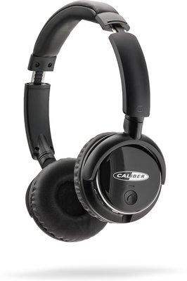 Draadloze koptelefoon – CALIBER MAC502BT/B zwart