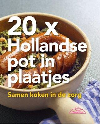 20 x Hollandse pot - Samen koken in de zorg