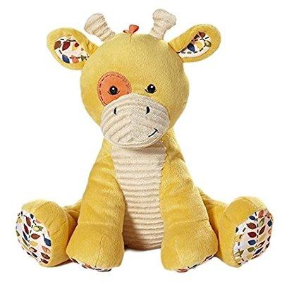 Slaaphulp - Knuffel giraffe met rustgevend geluid
