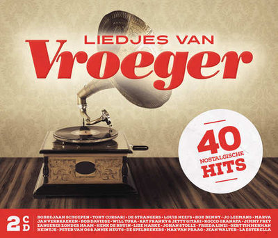 CD 40 Liedjes van vroeger