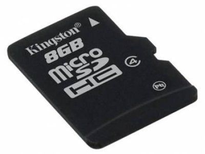 Draadloze koptelefoon – Kingston Micro SD Kaart flashgeheugen