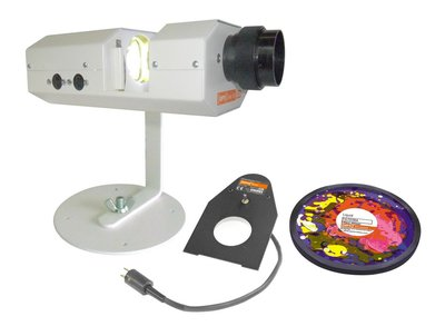 Solar 100 LED projector set (magnetisch)