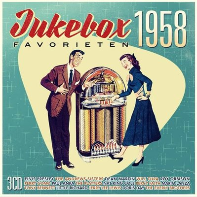 CD - Jukebox favorieten 1958