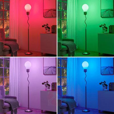 Snoezel lamp - Mena - met veranderende kleuren en afstandsbediening