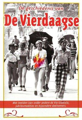 DVD - Vroeger - Geschiedenis van de Vierdaagse