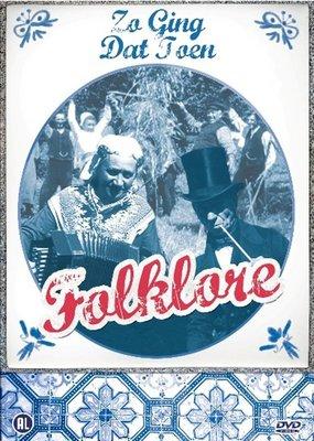 DVD Vroeger - Zo ging dat Toen - Folklore
