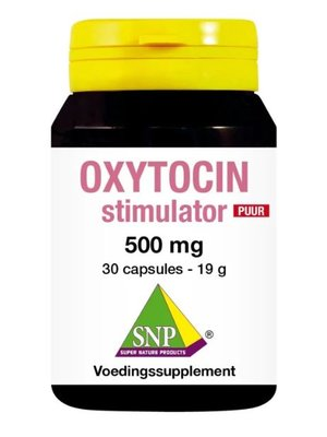 Oxytocine Voedingssupplement