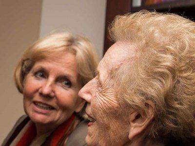 Contact van hart tot hart met mensen met dementie - Workshop voor mantelzorgers en vrijwilligers - Stichting miMakkus