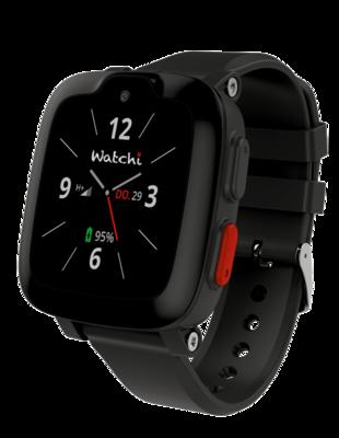 Watchi Care Water Resistant - Telefoonhorloge met GPS - voor binnen en buiten