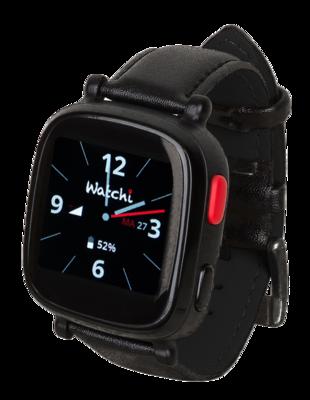 Watchi Care - Telefoonhorloge met GPS - voor binnen en buiten