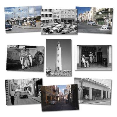 Een doosje voor herinneringen - Tijdreis - Suriname, Antillen of Marokko
